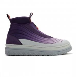 Converse x Paria Men Pro Leather X2 Trek (purple / grape royal / blackberry cordial)