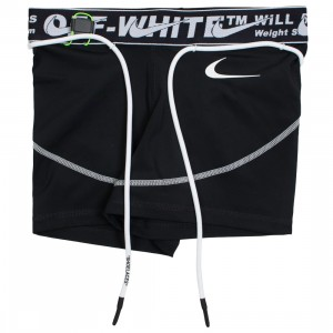 Nike X Off-White Women Pro Shorts (black)