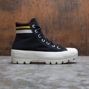 Converse Women Lugged Varsity Chuck Taylor All Star Hi (black / amarillo / egret)
