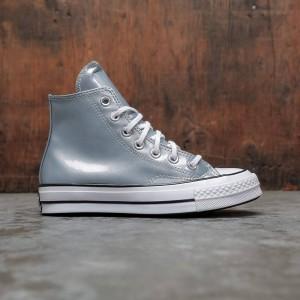 Converse Women Chuck 70 Hi (silver / egret / black)