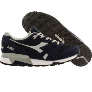 Diadora Men N9000 NYL (navy / high rise)