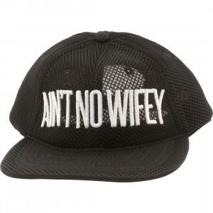 Dimepiece Women Ain't No Wifey Mesh Cap (black)