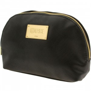 Dimepiece Women Logo Makeup Bag (black)