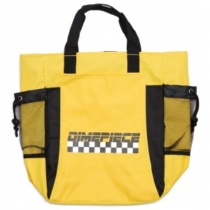 Dimepiece Convertible Backpack (yellow)