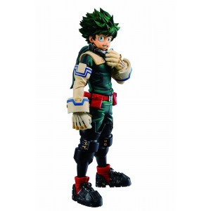 PREORDER - Bandai Ichibansho My Hero Academia Izuku Midoriya Let's Begin! Figure (green)