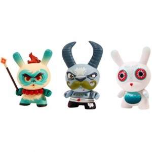Kidrobot Dunny Series 2013 3 inch Figure - 1 Blind Box