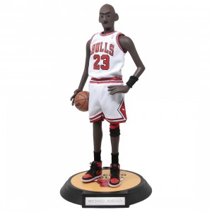 Enterbay x Eric So Michael Jordan Home 1/6 Scale Figure - Limited Edition (white)
