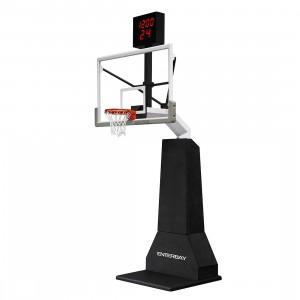 NBA x Enterbay 1/6 Scale Basketball Hoop (black)