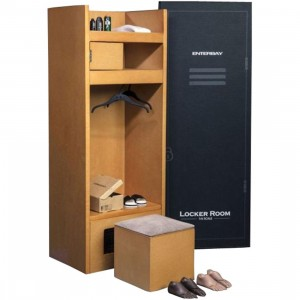 PREORDER - NBA x Enterbay Locker Room 1/6 Scale Figure (brown)