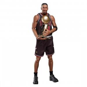 NBA x Enterbay Scottie Pippen Real Masterpiece 1/6 Scale 12 Inch Figure (black)