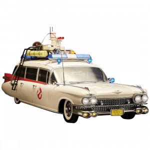 Blitzway Ghostbusters 1984 ECTO-1 1/6 Scale Vehicle (white)