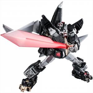 Sentinel Metamor Force Dancouga Final Dancouga Figure (black)
