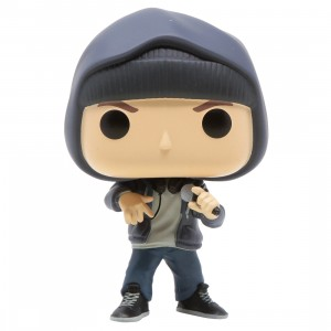 Funko POP Movies 8 Mile - B-Rabbit (blue)