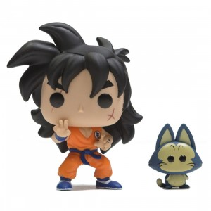 Funko POP Buddy Animation Dragon Ball Z S5 Yamcha And Puar Figure (orange)
