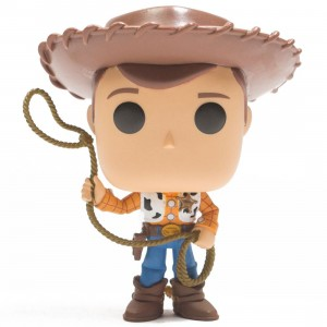 Funko POP Disney Pixar Toy Story 4 Sheriff Woody (brown)