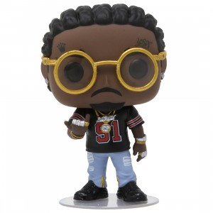 Funko POP Rocks MIGOS - Quavo (black)