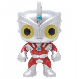 Funko Pop TV Ultraman - Ultraman Ace (silver)