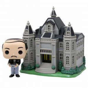 Funko POP Town Batman 80th Wayne Manor With Alfred (gray)