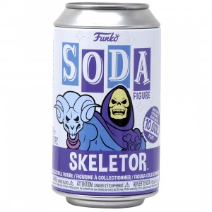Funko Vinyl Soda Masters of the Universe - Skeletor (purple)