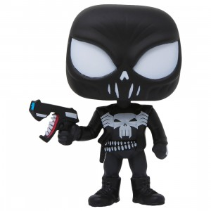 Funko POP Marvel Venom S3 - Venomized Punisher (black)