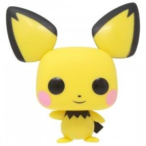 Funko POP Games Pokemon S2 - Pichu (yellow)