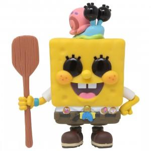 Funko POP Movies The Spongebob Movie Sponge On The Run - Spongebob Squarepants With Gary (yellow)
