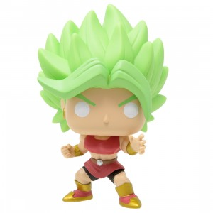 Funko POP Animation Dragon Ball Super - Super Saiyan Kale (green)