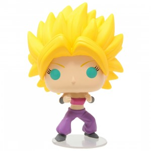 Funko POP Animation Dragon Ball Super - Super Saiyan Caulifla (yellow)