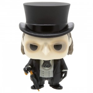 Funko POP Heroes Batman Returns - Penguin (black)
