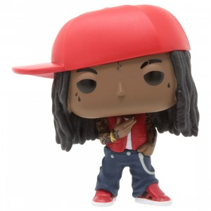 Funko POP Rocks Lil Wayne (red)