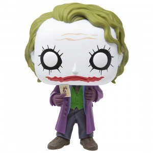 Funko POP Heroes DC - 10 Inch Joker (purple)