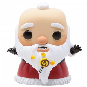 Funko POP Disney Nightmare Before Christmas Sandy Claws (white)