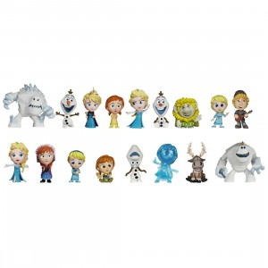 Funko Mystery Minis Disney Frozen Figure - 1 Blind Box