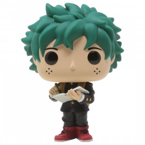 Funko POP Animation My Hero Academia - Deku Middle School Uniform (green)