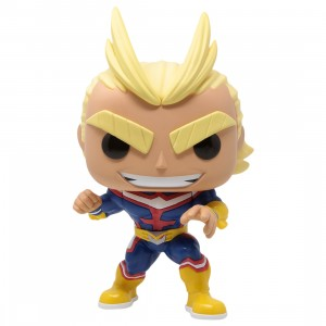 PREORDER - Funko POP Animation My Hero Academia 10 Inch All Might (yellow)