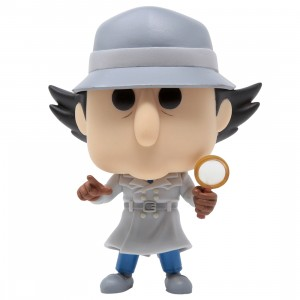 Funko POP Animation Inspector Gadget - Inspector Gadget (gray)