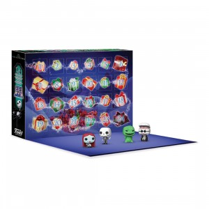 Funko Pocket POP Advent Calendar The Nightmare Before Christmas (multi)