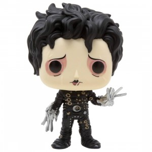 Funko POP Movies Edward Scissorhands - Edward Scissorhands (black)
