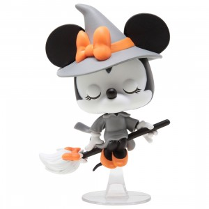 Funko POP Disney Halloween Witchy Minnie (gray)