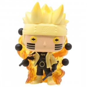 Funko POP Animation Naruto Shippuden - Naruto Six Path Sage (yellow)