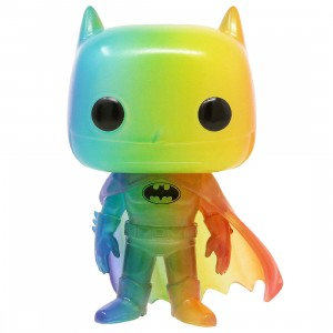 Funko POP Heroes Pride 2020 - Batman Rainbow (multi)