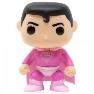 Funko POP Heroes Breast Cancer Awareness Superman (pink)