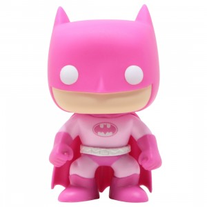 Funko POP Heroes Breast Cancer Awareness Batman (pink)