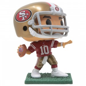 Funko POP NFL San Francisco 49ers Jimmy Garoppolo (gold)