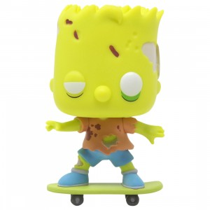 Funko POP TV The Simpsons Treehouse Of Horror - Zombie Bart (yellow)