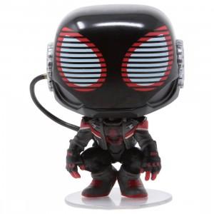 Funko POP Games Marvel Spider-Man Miles Morales - Miles Morales 2020 Suit (black)