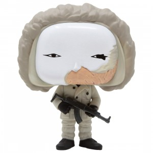 Funko POP Movies 007 No Time to Die - Safin (white)