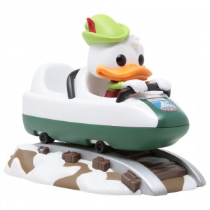 Funko POP Ride Disney 65th Anniversary Matterhorn Bobsleds Attraction And Donald Duck (green)