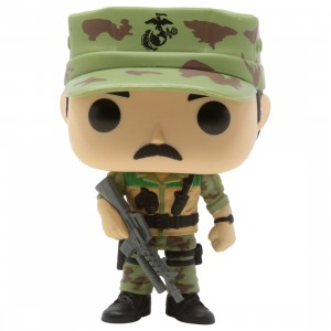 Funko POP Retro Toys GI Joe - Leatherneck (green)