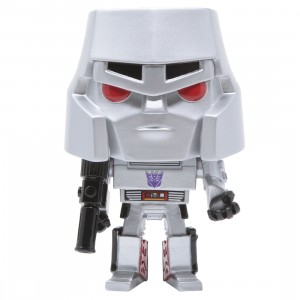 Funko POP Retro Toys Transformers - Megatron (silver)